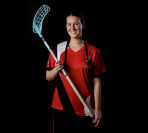 Karolina-Kambersky-Floorball-Player