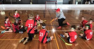 Northern Beaches Floorball Juniors